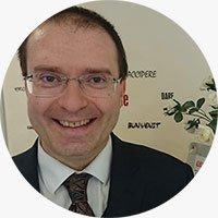 Giulio Landi, hospitality manager Hotel Marcantonio Roma